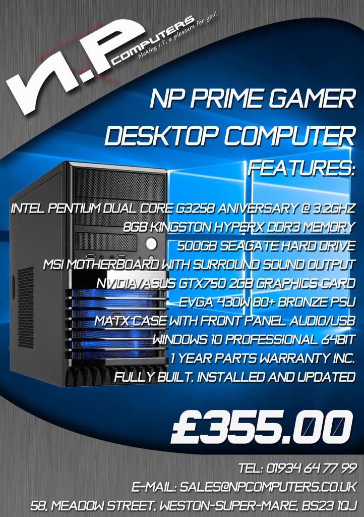 prime gamer